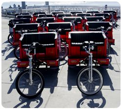 San Francisco Pedicabs