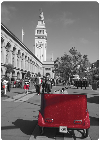 San Francisco Pedicabs